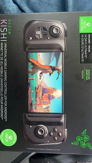 Razer Kishi mobile gaming controller (Xbox) for Sale in Vero Beach, FL