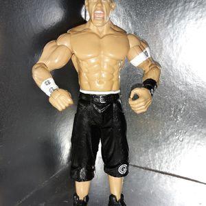WWE JOHN CENA FIGURE for Sale in Houston, TX
