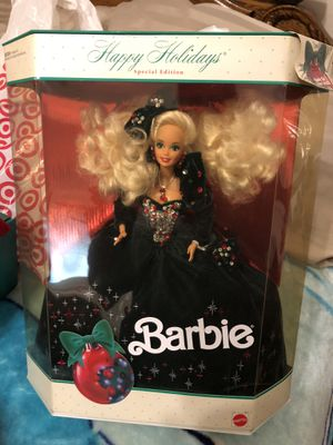 Holiday Barbie 1991 for Sale in Ontario, CA