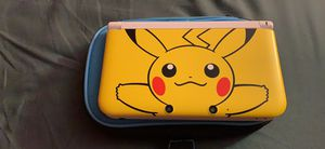 Limited Edition Pikachu 3DS XL for Sale in Lakeside, CA