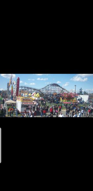 Fair tickets for Sale in Bonney Lake, WA