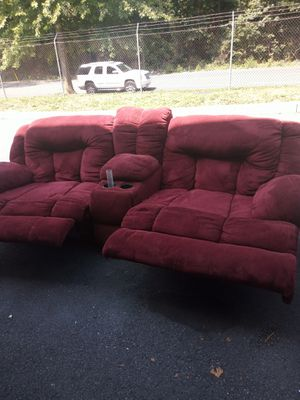 Super Comfy Couch that folds into for Sale in Hummelstown, PA