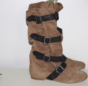 Sz/9 Jeffrey Campbell Leather/Suede Riding Boots for Sale in Farmington Hills, MI