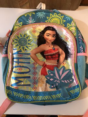 Moana Backpack for Sale in Portland, OR
