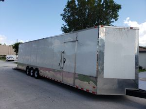 Enclosed trailer for Sale in Homestead, FL