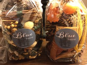 New POTPOURRI BAGS, 16 oz each, two for $15 or one for $10( firm) for Sale in Chula Vista, CA
