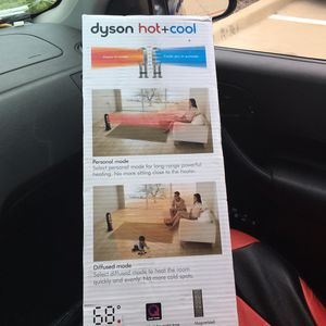 Dyson hot and cold fan for Sale in Fort Worth, TX