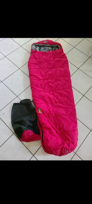 Beautiful REI Kindercone Sleeping Bag. Used once and washed. for Sale in San Diego, CA