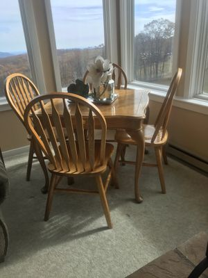 Table and 4 Chairs for Sale in WINTERGRN RST, VA