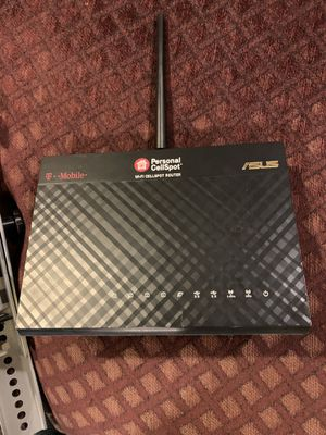 Asus wifi cellspot router for Sale in Chicago, IL