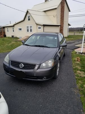 06' Nissan Altima for Sale in Pleasant City, OH