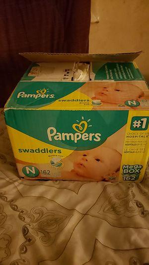 Newborn diapers for Sale in Riverdale, GA