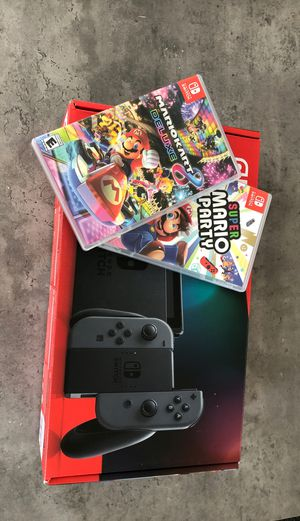 Nintendo switch for Sale in Castro Valley, CA