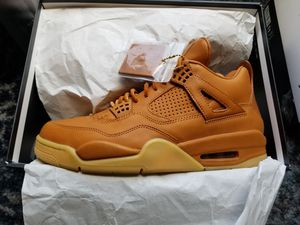 Air Jordan Retro 4 Gingerbread Size 10.5 VNDS for Sale in Westerville, OH