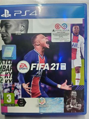 Fifa 21 no gimmicks PS4 for Sale in Gaithersburg, MD