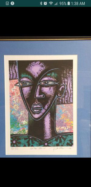 AFRICAN ORIGNAL ART for Sale in Fairfax, VA
