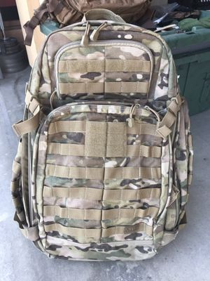5.11 Tactical Rush72 Multicam Backpack for Sale in Rancho Cucamonga, CA