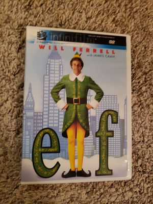 Elf DVD- Will Ferrell for Sale in Ankeny, IA