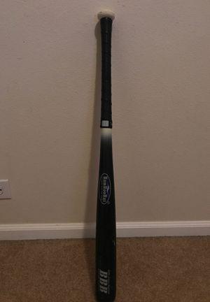 Little league wood bat bamboo baseball bat for Sale in Bothell, WA