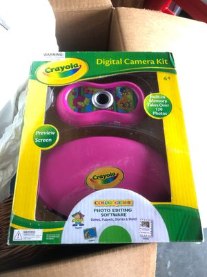 Digital camera for kids for Sale in Spanaway, WA