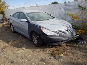 Parting Out 2012 Hyundai Sonata for Sale in San Francisco, CA