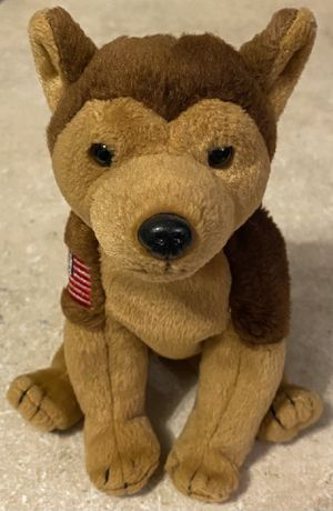 Ty Beanie Baby COURAGE The NYPD Dog Stuffed Animal Plush Toy for Sale in Chapel Hill, NC