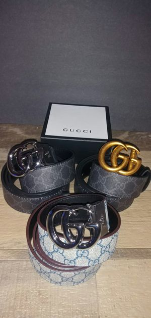 2020 Gucci reversible belt for Sale in Greenbelt, MD