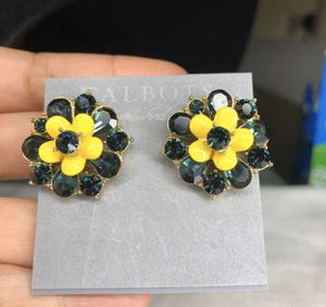 talbots flower earrings new with tag for Sale in Manassas, VA