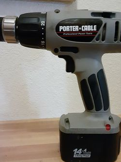 Porter Cable 877 1/2 Cordless 14.4V Hammer Drill Driver Tool Only for Sale in Las Vegas,  NV