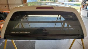 Camper Shell for Chevy Silverado 6.5ft bed 2014 to 2018 for Sale in Oak Glen, CA