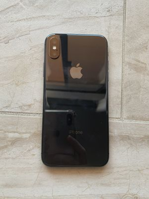 iPhone X 64gb great condition like new no scratches no cracked clean esn unlocked for all carriers for Sale in Phoenix, AZ