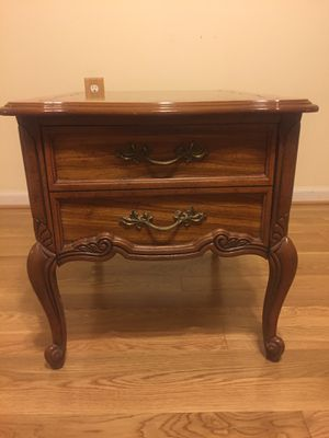 Antique table side table night stand for Sale in Fairfax, VA