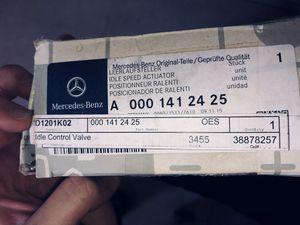 Genuine Mercedes Benz Idle control Valve for Sale in Las Vegas, NV