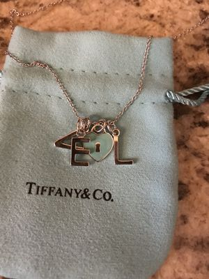 Tiffany LOVE NECKLACE for Sale in Charles Town, WV