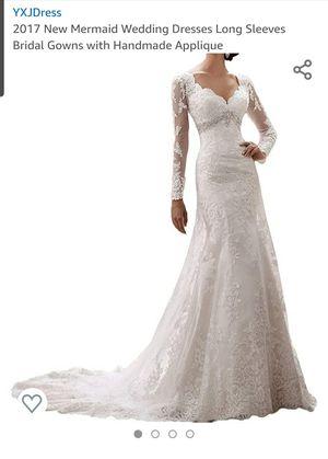 Wedding dress for Sale in San Jose, CA