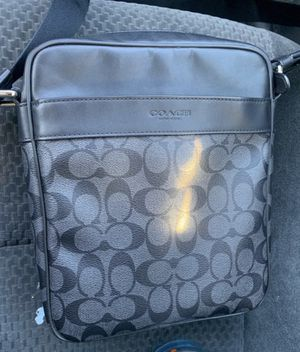 Coach messenger bag for Sale in Rancho Cucamonga, CA