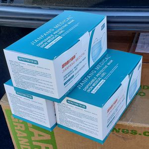 40 Boxes With 50pc Masks Per Box for Sale in Bakersfield, CA