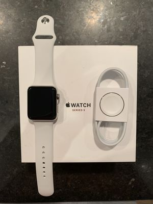 Apple Watch Series 3 42mm Stainless Steel for Sale in St. Louis, MO