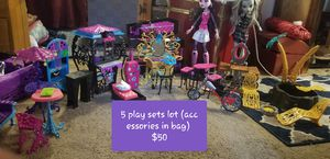 Monster High Playsets for Sale in Dacono, CO