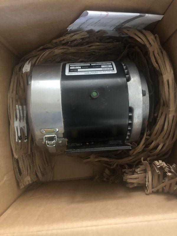Cottrel Hydraulic motor for (car hauler )