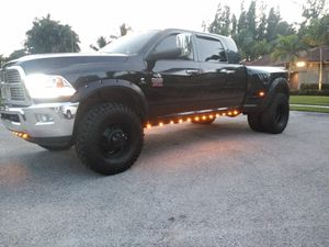 2011 Dodge Ram Laramie , 3500 Diesel, 200k miles, 4x4 , private seller, title in hand for Sale in Fort Lauderdale, FL