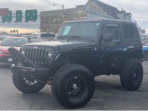 2013 Jeep Wrangler for Sale in Falls Church, VA