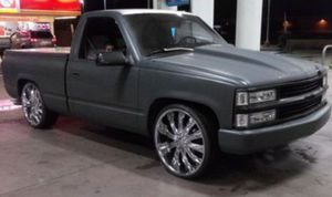 1998 Chevrolet Silverado OBS V8 350 LOW MILES ORIGINAL REGULAR TITLE All Electric Cold AC No Issues Runs And Drives Smooth for Sale in Phoenix, AZ