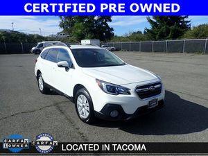 2018 Subaru Outback for Sale in Tacoma, WA