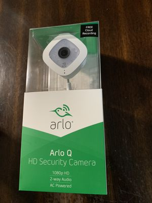 Arlo q hd security camera for Sale in Delaware, OH