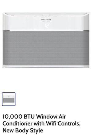 NEW Frigidaire Gallery 10,000 BTU Cool Connect Smart window air conditioner for Sale in Trenton, NJ