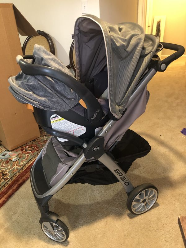 Cart Seat and Stroller