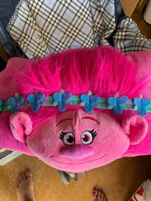 Poppy from Trolls pillow pet for Sale in San Diego, CA