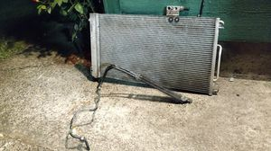 Mercedes C-Class OEM - Radiator,A/C Condenser,Core support,Cooling lines and more! for Sale in Portland, OR