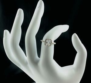 Pave Cystal Ring for Sale in Houston, TX
